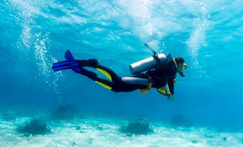 Diving Initiation Course or Open Water Course