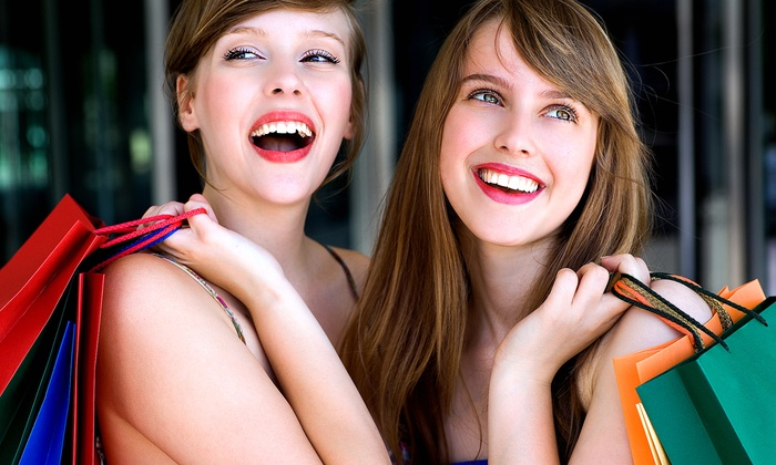 Fun Girls Night Out - Marquee Events Featuring the Gerson Fox Ballroom: Admission for Two or Four to a Ladies-Night Event on October 16 from Fun Girls Night Out (Up to 51% Off)
