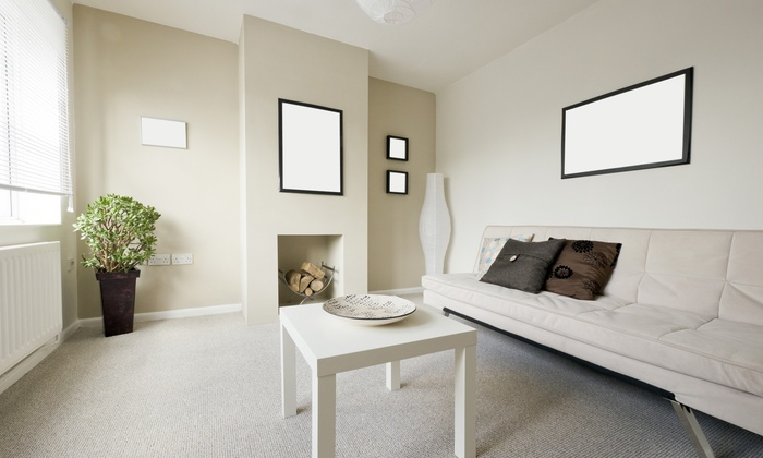 B Green Service - San Francisco: $49 for $140 Worth of Carpet Cleaning Services for 3 Rooms and Hallway up to 350 Sq. Ft. from BGreen Service