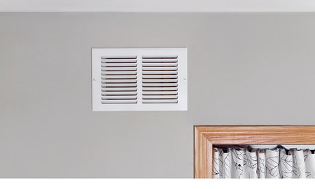 Air Duct Supply Vents Cleaning with Duct System for One HVAC System & Dryer Vent Inspection (68% Off)