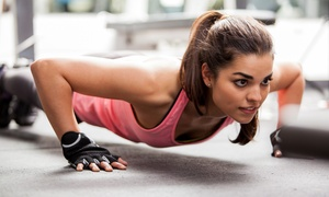Lyfe Fitness: One or Two Months of Women's Boot-Camp Classes at Lyfe Fitness (Up to 51% Off)