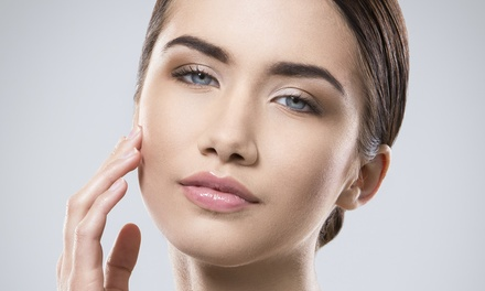 Microdermabrasion with Vitamin Infusion One $29 or Five Visits $109 at Exhale Body Rejuvenation Up to $945 Value