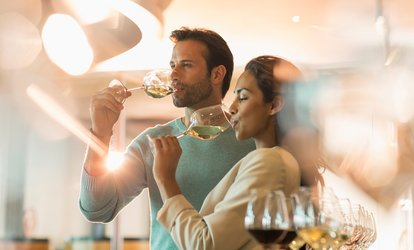 Up to 41% Off Wine Tasting Experience