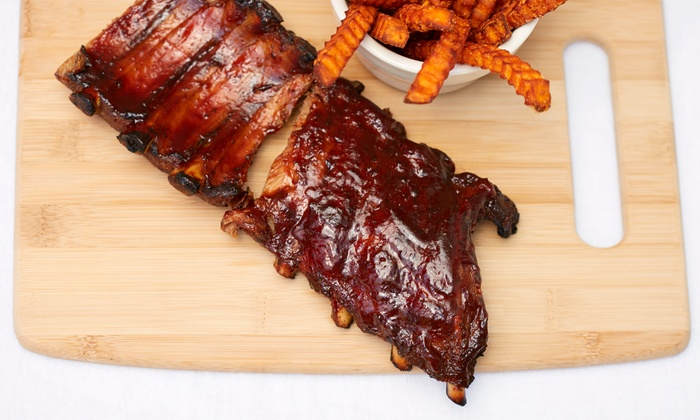 Johnny Ray's BBQ - Chelsea - Multiple Locations: Takeout or Dine-In Barbecue Meals at Johnny Ray's BBQ (Up to 25% Off)