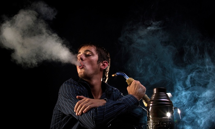 Karma Hookah Lounge - Karma Hookah Lounge: All-You-Can Smoke Hookah for Two or Four with Ice Tips or Ice Buckets at Karma Hookah Lounge (Up to 44% Off)