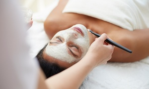 Lush White: Choice of One or Two Facials at Lush White (Up to 68% Off)