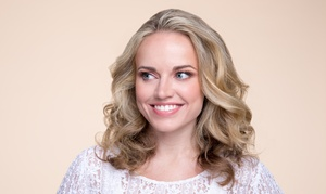 Laura Smith at Studio 110: Haircut with Scalp Treatment, Conditioning and/or Highlights from Laura Smith at Studio 110 (Up to 57% Off)