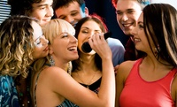 GROUPON: Up to 53% Off Private Karaoke and Food 5 Bar Karaoke