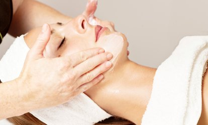 image for Microdermabrasion with Mask and Brow Shape or Tint at Utopia Therapy (Up to 60% Off)