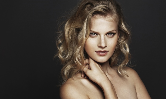 Shamrock Salon - Dublin: Cut and Style with Deep Conditioning or Highlights from Angel at Shamrock Salon (Up to 55% Off)