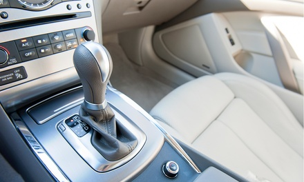 Full Interior Detail or Full Interior and Exterior Detailing at Dream Auto Spa (Up to 58% Off)