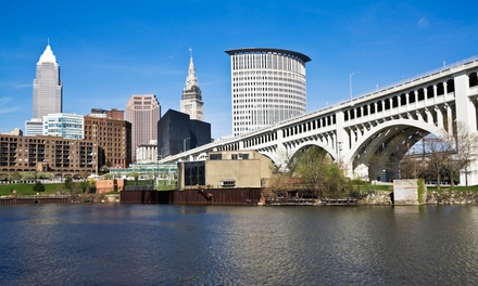 Stay with Daily WiFi at Westin Cleveland Downtown in Cleveland. Dates into April.