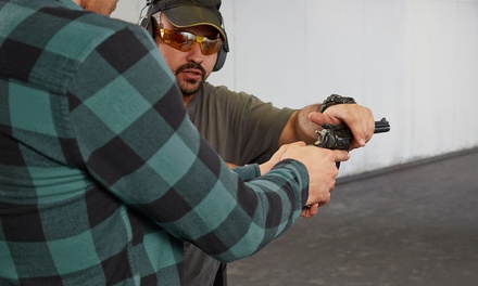 Shooting-Range Package for Two or Four at Miami Guns Inc. (Up to 57% Off)