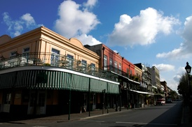 French Quarter Phantoms: Saints and Sinners Tour for Two or Four from French Quarter Phantoms (Up to 70% Off)