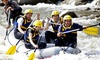 Rafting Momentum - Bryson: Day of Rafting with Meal and Optional Night of Camping for Two or Four with Rafting Momentum (Up to 46% Off)