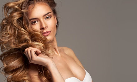 One, Two, or Three Blowouts, Each With a Deep-Conditioning Treatment at Blowout Bar(Up to 56% Off)