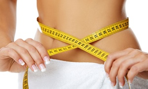 Skinetics: Three or Five Laser-Lipo Fat-Reducing Treatments at Skinetics (Up to 85% Off)