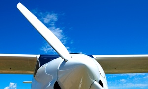 University Air Center: $89 for a Discovery Flight with One Friend at University Air Center ($149 Value)