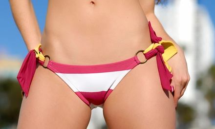 One or Three Bikini or Brazilian Waxes at Saniya Salon and Spa - North Lake Mall (56% Off)