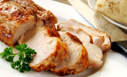 $16 for Two Groupons, Each Good for $12 Worth of Buffet Dinner at Golden Corral Buffet ($24 Value)