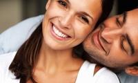 1, 2 o 3 implantes dentales de titanio con corona de porcelana y limpieza bucal para 1 persona desde 449 € en Aragón 33