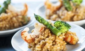 Le Zinc: Déjeuner ou dîner pour 2 personnes comprenant plat et dessert au choix dès 19,90 € chez Le Zinc