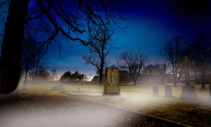 D-Tours: Haunted Historical Walking Tour for Two or Four from D-Tours (Up to 62% Off)