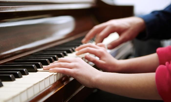 D Z Strad Violin Shop - White Plains: Two 30-Minute Private Piano or Cello Lessons at D Z Strad Violin Shop (60% Off)