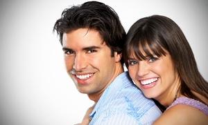 oferta: 1 o 2 sesiones de blanqueamiento dental LED con limpieza bucal desde 59 €