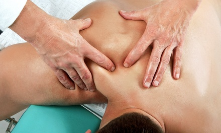 One or Two 60-Minute Deep-Tissue Massages at Angel's Massage (Up to 54% Off)