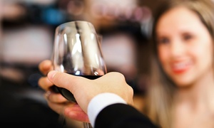 Fair Game Beverage Company Co.: Wine Tasting and Tour with Bottle of Wine for Two or Four at Fair Game Beverage Company Co. (Up to 54% Off)