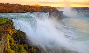 Niagara Falls Getaway with Activity Package at Ramada Plaza Niagara Falls, plus 6.0% Cash Back from Ebates.