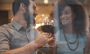 Wine-and Beer-Tasting Package and Souvenir Glasses for 2 or 4 at The Saratoga Winery & Tasting Room (48% Off)