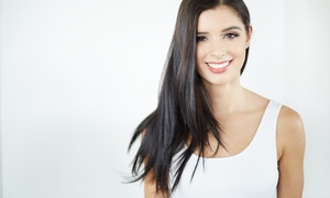 Amber Skin Salon And Spa: One, Two, or Three Brazilian Blowouts at Amber Skin Salon And Spa (Up to 73% Off)