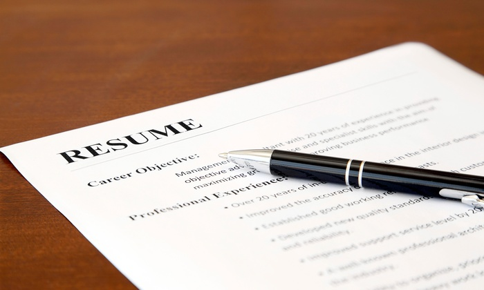 fix my resume services merrillville in groupon
