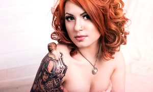 Mistress of the Arts Salon: Piercings at Mistress of the Arts Salon (Up to 51% Off). Two Options Available.