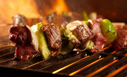 image for All-You-Can-Eat Brazilian Barbeque with Caipirinha Cocktail for One at Rodizio Rico O2 (Up to 41% Off)