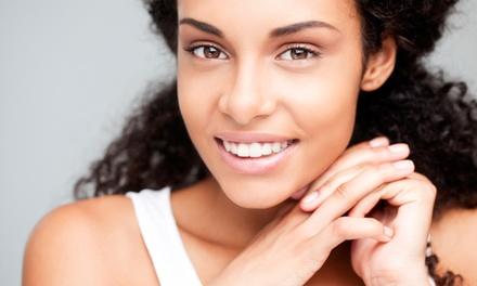 One or Three Anti-Aging Facials at JQ Beauty at Viasera Skincare Spa (Up to 51% Off)