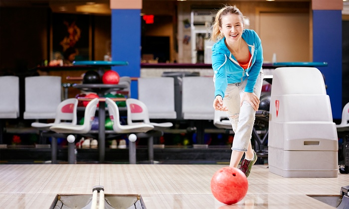 Pacific Lanes Bowling Center - South End: Two Hours of Bowling & Optional Shoe Rental for Up to Six People at Pacific Lanes Bowling Center (Up to 50% Off)