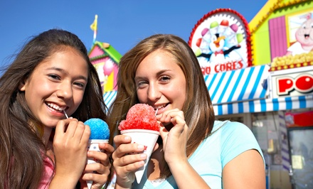 Admission and Snacks for Two or Four at Space Coast Spring Fair (Up to 41% Off)