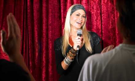 Garrett Morris's Blues and Comedy Night for Two at Barbara Morrison Performing Arts Center (Up to 63% Off)