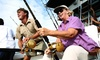 """Sea Queen VII - New York: Half-Day Fishing Excursion for Two or Four on """"Sea Queen VII"""" (Up to 54% Off). Four Options Available."""