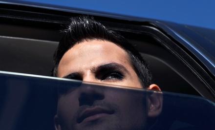 Oscuramento di vetri per auto