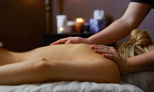 Hergiftedhands: One or Three 60-Minute Full-Body Massages at Hergiftedhands (Up to 56% Off)