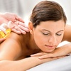 53% Off Massage with Essential Oil Treatment