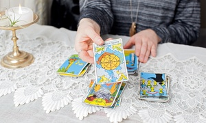 The Chakra Psychic: $21 for Tarot Card Reading with No Time Limit from The Chakra Psychic ($45 value)