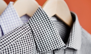 Julian's Dry Cleaners: $12 for $20 Worth of Dry Cleaning at Julian's Dry Cleaners