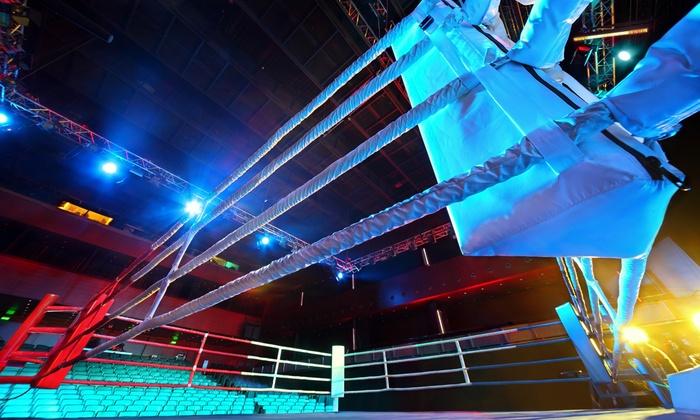 Title Wave Friday Night Fights   - J.S. Dorton Arena: Title Wave Friday Night Fights on Friday, May 13, at 9 p.m.