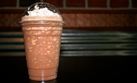 $11 for $20 Worth of Coffee and Tea Drinks at Winans Fine Chocolates & Coffees