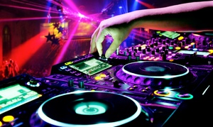 Pachanga Entertainment: Two or Four Hours of DJ Services with Equipment from Pachanga Entertainment (Up to 63% Off)
